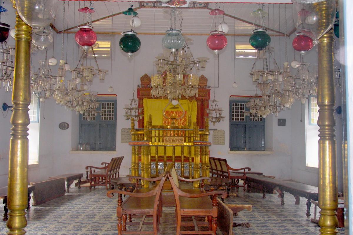 Paradesi Synagogue (2)